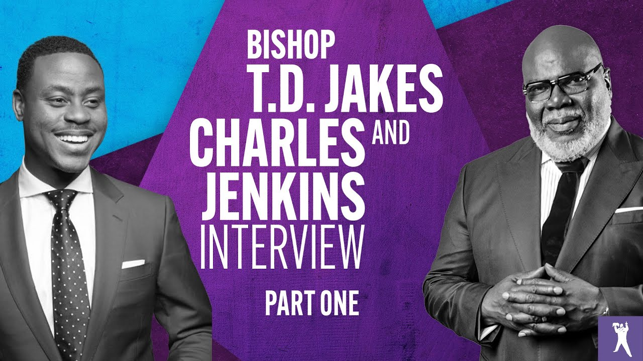 George Floyd, Navigating Racial Injustice & Protesting in America | T.D. Jakes & Charles Jenkins