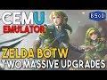 Cemu Emulator Zelda BOTW Gets Two Massive Updates FPS Is Almost Perfect mp3