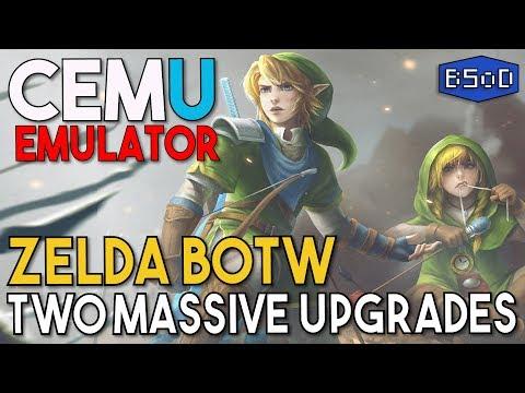 Cemu Emulator | Zelda BOTW Gets Two Massive Updates, FPS++ is Almost Perfect