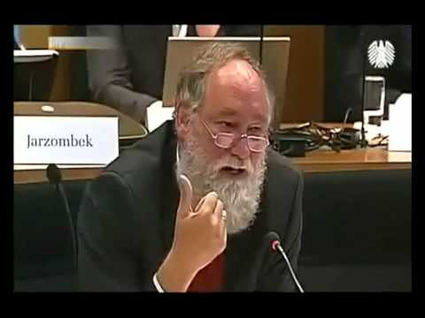 Anonymous - Scientist explains the Hivemind to German politicians