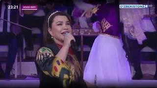 YULDUZ USMONOVA- SANAMEY(Концерт посвященный 27-летию Конституции Республики Узбекистан)2019