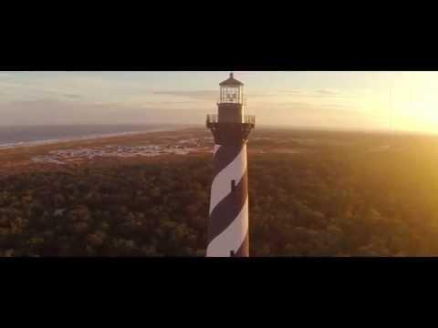 Cape Hatteras drone aerials