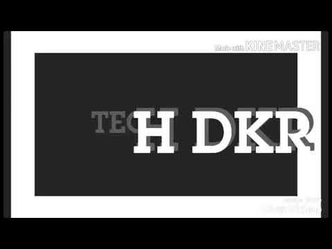 How to convert PICTURES into PDF files || In English || Tech DKR