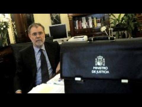 Las fosas de asesinados del Ministro Mariano Fernández Bermejo