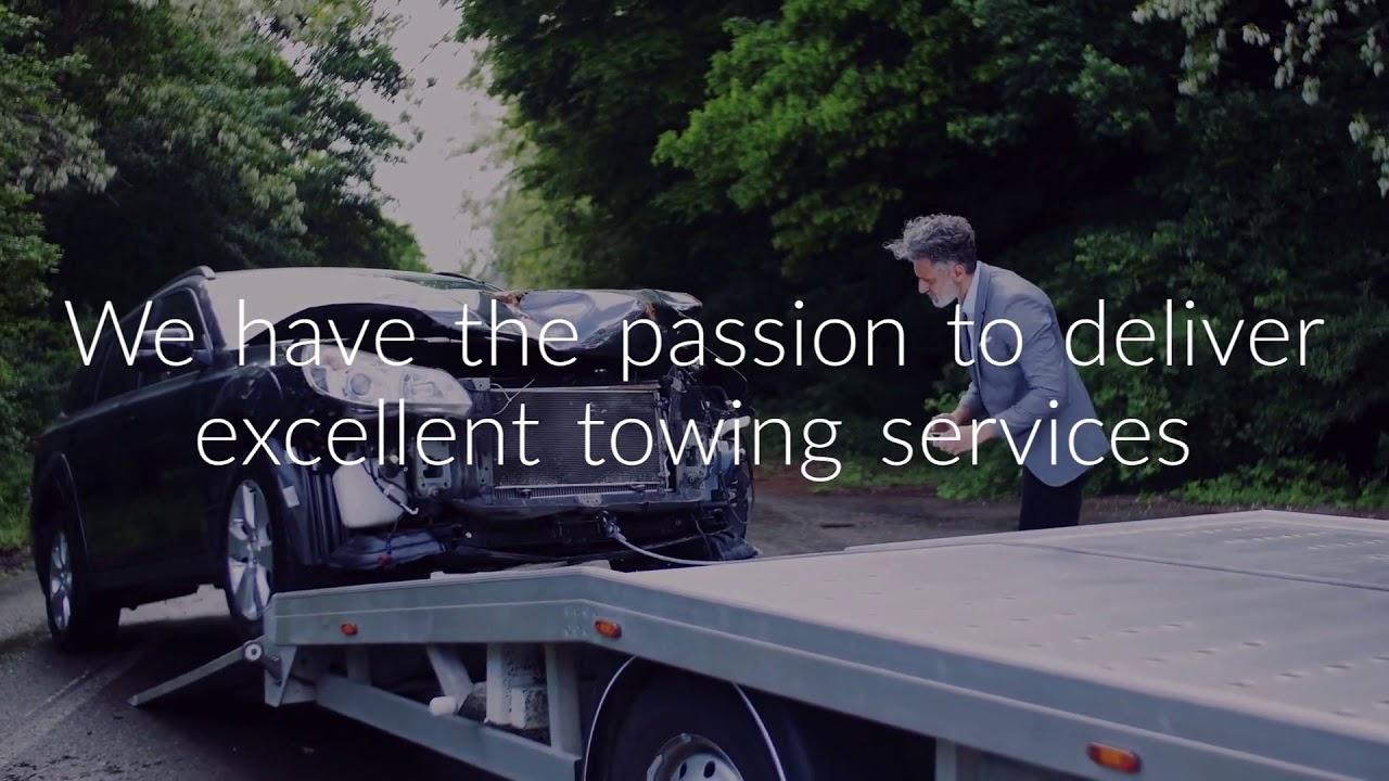 Ishia 24/7 Tow Truck - Towing Service in Washington DC
