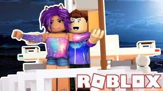 Escaping The Titanic On Roblox! w/JoeyGraceffa