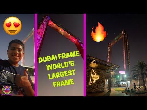 [video] Dubai Frame – The World's Largest Frame | Full Explore | 😍😘🔥
