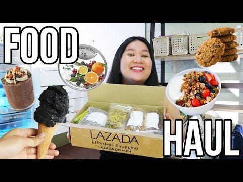 Food Haul + HEALTHY FOOD IDEAS | Kris Lumagui