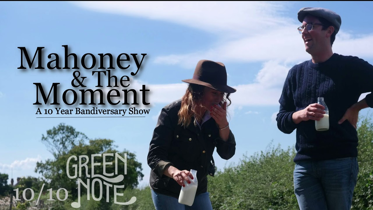Mahoney & The Moment Live at The Green Note 10/10
