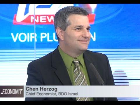 Israel gas export to Jordan and Green Tax Reform - Chen Herzog, BDO Chief Economist - חן הרצוג