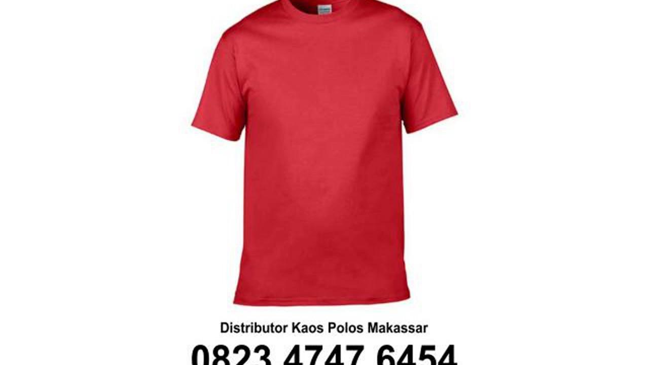 0823 4747 6454 I Kaos Polos Putih Kaos Polos Lengan Panjang Kaos
