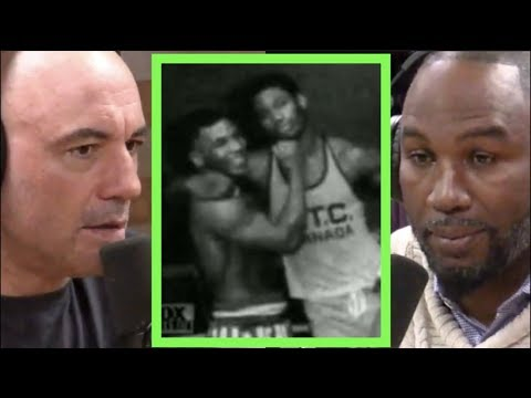 Lennox Lewis on First Meeting Mike Tyson | Joe Rogan