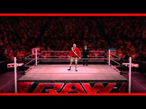 Antonio Cesaro WWE 2K14 Entrance and Finisher (Official)