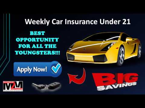 The Best Weekly Car Insurance Cover For A Car