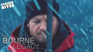 Bourne Legacy | The Drone Sequence | Jeremy Renner