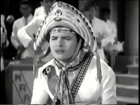 Marinês - Peba Na Pimenta - from the film Rico Ri À Toa - 1957 - repaired audio
