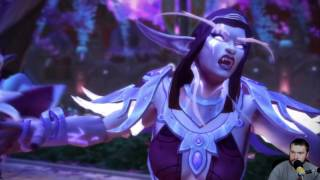 Legion - Suramar Quest Guide - Part One - Setting Up Shal'Aran and Oculeth's Workshop