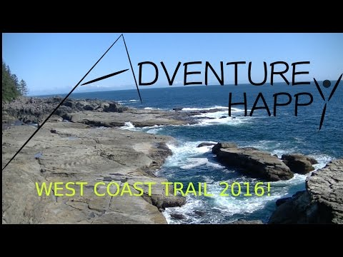 West Coast Trial - 6 Day Backpacking Trip