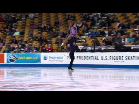 2014 U.S. Figure Skating Championships Junior Pairs FS