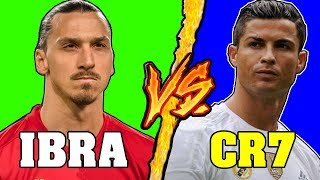 Download Video Zlatan Ibrahimovic VS Cristiano Ronaldo - Battaglia Rap Epica - Manuel Aski MP3 3GP MP4