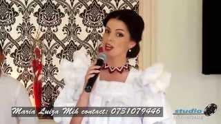 Maria Luiza Mih colaj