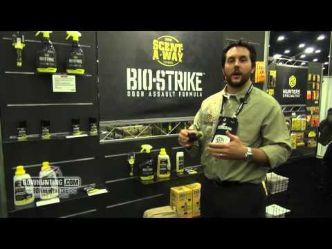 Scent A Way Bio Strike 2016 ATA Show