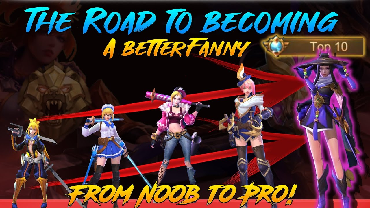Journey Of Every Fanny Player in Mobile Legends | Inspiration Video For Fanny Players