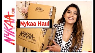 NYKAA Sale Haul (Starts-100 Rs.) Huge Nykaa Sale Haul - Makeup, Skin & Hair Care | Super Style Tips