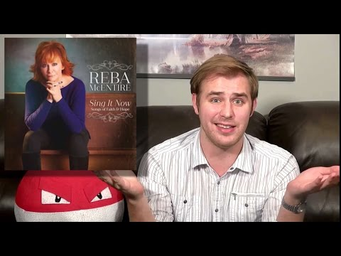Reba McEntire - Sing It Now: Songs of Faith & Hope - Album Review