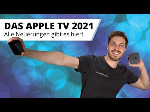Kleiner, schneller & besser?! Das neue Apple TV 4K und seine Vorteile!