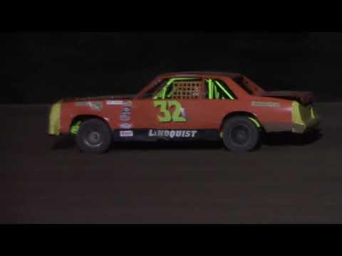 Salina Speedway 'Budwieser IMCA Hobby Stock' A Feature 4-19-19