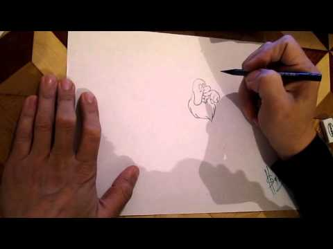 Как нарисовать гномов в 9 лет картинки