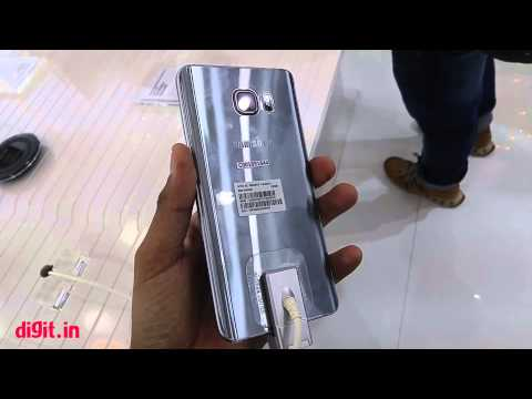 Samsung Galaxy Note 5 - First Impressions with Specs , Pros and Cons