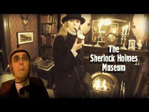 Музей Шерлока Холмса в Лондоне ФОТО НОВОСТИ