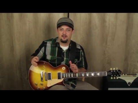 Marty Schwartz 12 Bar Blues Guitar Lesson