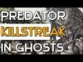 "How to Get ""PREDATOR KILLSTREAK"" on RUINS! ""Predator Field Order Gameplay"" Easter Egg!"