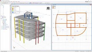ProtaStructure ile Proje Hazırlama - Bina Modeli Oluşturulması (Eğitim 1)