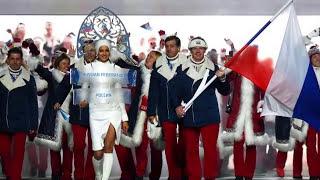 Торжественное Открытие XXII Зимней Олимпиады 7.02.2014_20:14 Сочи Россия (HD)