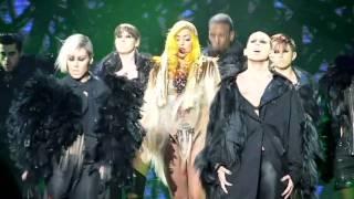 Lady Gaga Monster The Monster Ball Malmö Arena 19 11 2010 HD
