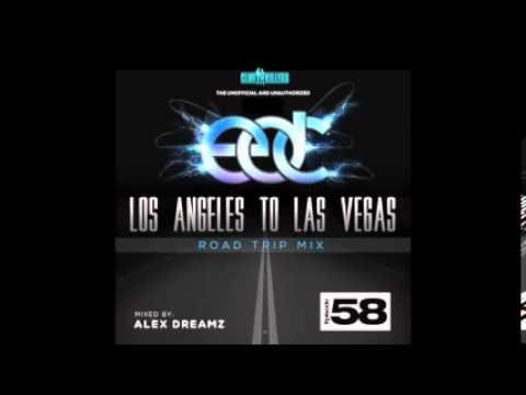 EDC 2013 - Los Angeles To Las Vegas (Road Trip Mix)