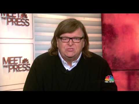 """Michael Moore: People Don't Trust Democrats, """"How Else Could A Socialist Win 22 States?"""""""