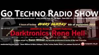 GTR  Swen Willner & Niels Holteyn pres Darktronics & Rene Hell
