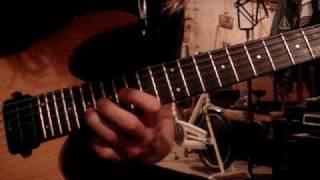 "Dionaea ""Same Story"" Guitar"