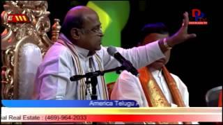 Telangana Telugu is Pure Telugu by Garikapati Narasimha Rao Garu