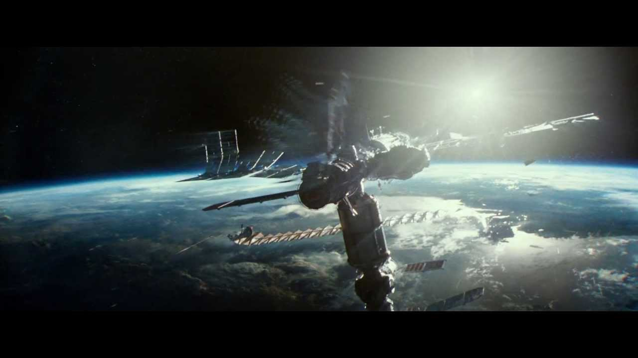 gravity trailer hd 1080p - 'if avatar was released in 1927' - youtube