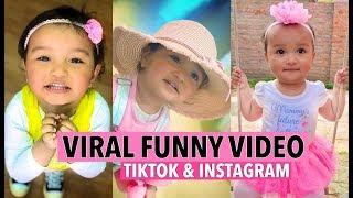 Nepali Viral Funny Baby Video Tiktok & Instagram - Shailyn Shrestha New Year Special