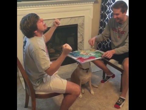 Doggy Mannequin Challenge