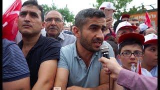 """Muharrem İnce'nin Diyarbakır mitingi: """"Beklentim Kürt sorununun çözülmesi"""""""