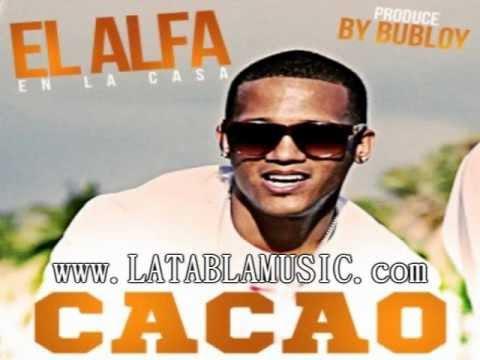 El Alfa   Cacao (Prodc  Bubloy).
