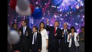 AMERICA FIRST 🔴 Trump Speech and MASSIVE Fireworks display for 4th of July Independence Day Event